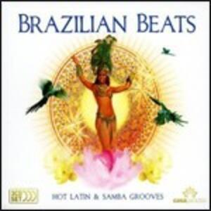 Brazillian Beats - CD Audio