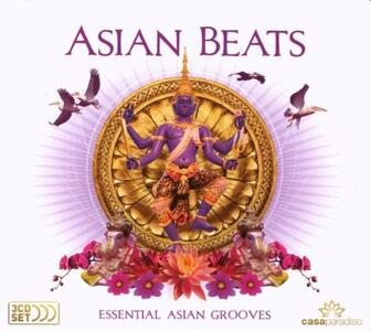 Asian Beats - CD Audio