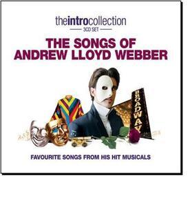 Songs of Andrew Lloyd Web - CD Audio