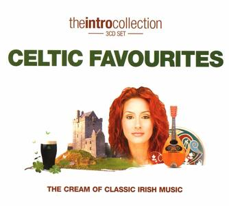 Celtic Favorites - CD Audio
