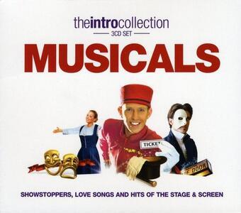 Musicals - CD Audio