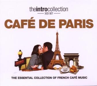 Cafe De Paris - CD Audio