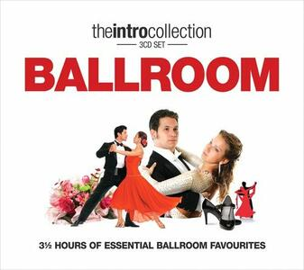 Ballroom - CD Audio