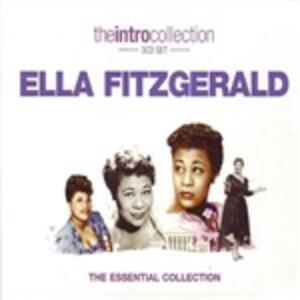 Intro Collection - CD Audio di Ella Fitzgerald