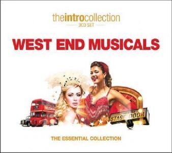 West End Musicals - CD Audio