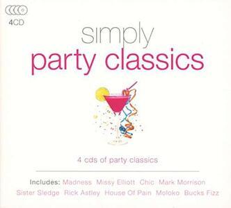 Party Classics - CD Audio