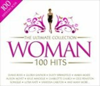Ultimate Collecti - Woman - CD Audio