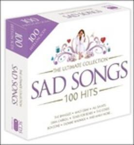 Sad Songs - CD Audio