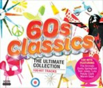 60s Classics - CD Audio