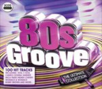 80s Groove - Ultimate - CD Audio