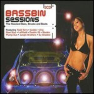 Bass Bin Sessions - CD Audio