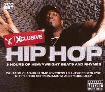 Xclusive Hip Hop - CD Audio