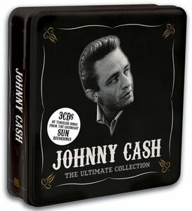 Ultimate Collection - CD Audio di Johnny Cash