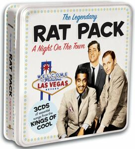 A Night on the Town - CD Audio di Rat Pack