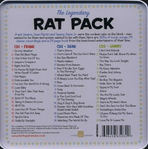 A Night on the Town - CD Audio di Rat Pack - 2