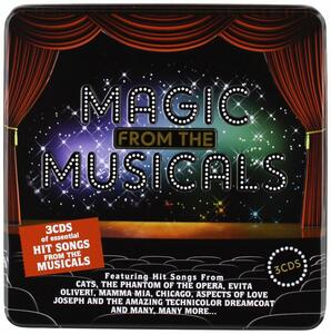 Magic from the Musicals (Colonna Sonora) - CD Audio