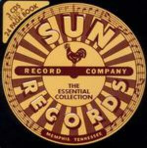 Sun Records. The Essential Collection - CD Audio