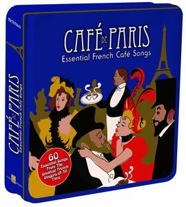 Café de Paris - CD Audio
