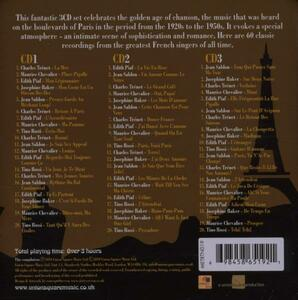 Café de Paris - CD Audio - 2