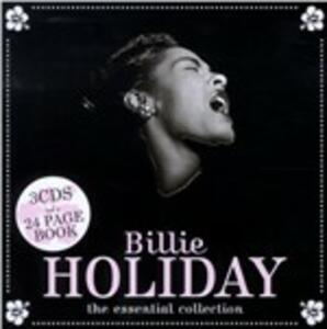 Essential Collection - CD Audio di Billie Holiday