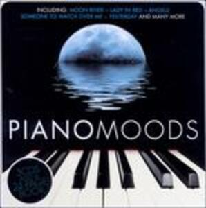 Piano Moods - CD Audio