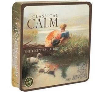 Classical Calm - CD Audio - 2