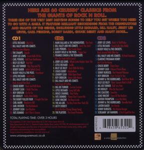 Rock'N'Roll Cruisin' - CD Audio - 2