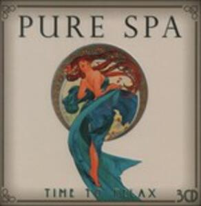 Pure Spa. Time to Relax - CD Audio