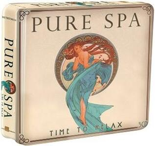 Pure Spa. Time to Relax - CD Audio - 2