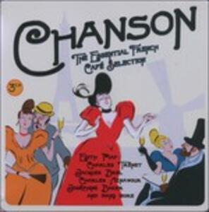 Chanson - CD Audio