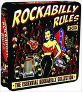 Rockabilly Rules (Box Set) - CD Audio