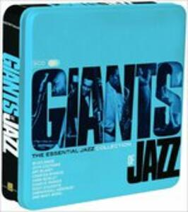 Jazz Giants - CD Audio