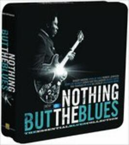 Nothing but the Blues - CD Audio