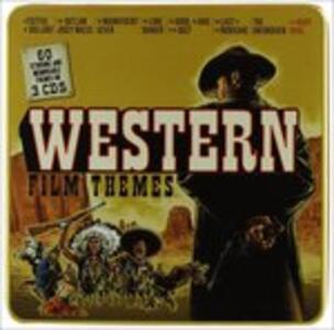 Western Film Themes (Colonna Sonora) - CD Audio