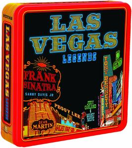 Las Vegas Legends - CD Audio