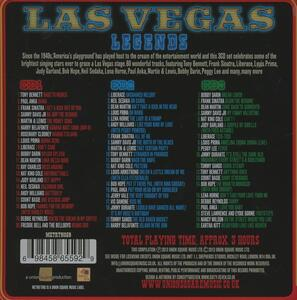 Las Vegas Legends - CD Audio - 2