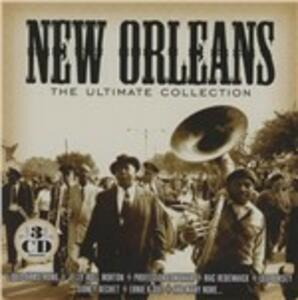New Orleans. The Ultimate Collection - CD Audio