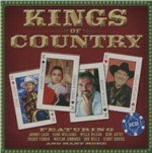 The Kings of Country - CD Audio