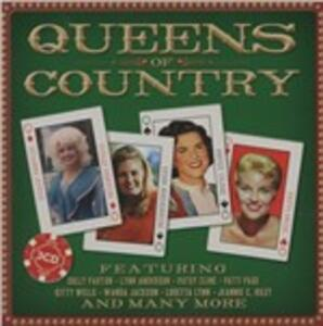 The Queens of Country - CD Audio