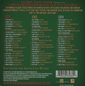 The Queens of Country - CD Audio - 2
