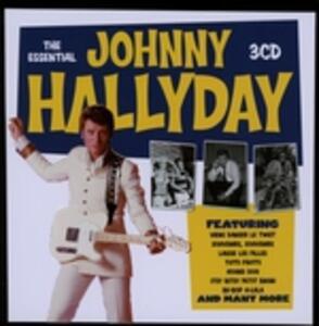 The Essential - CD Audio di Johnny Hallyday
