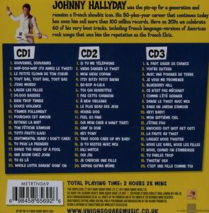 The Essential - CD Audio di Johnny Hallyday - 2