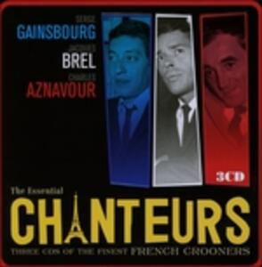 The Essenthial Chanteurs - CD Audio
