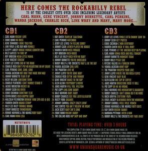 Rockabillie Rebel - CD Audio - 2