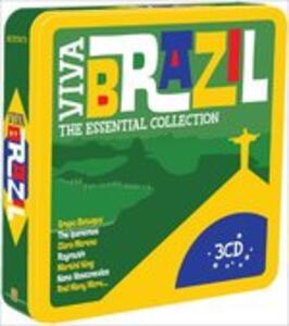Viva Brazil. The Essential Collection - CD Audio