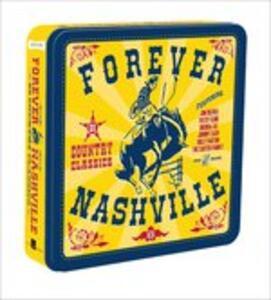 Forever Nashville - CD Audio