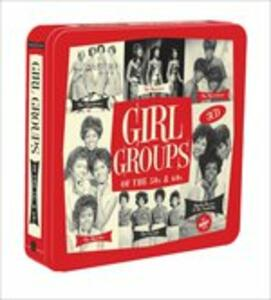 Girl Groups of the 50s & 60s - CD Audio