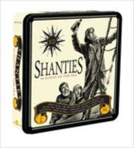 Shanties - CD Audio