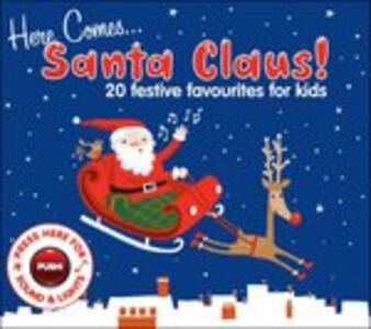 Here Comes Santa Claus! - CD Audio