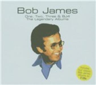 Legendary Albums - CD Audio di Bob James